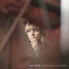 Lucy Rose - Something's Changing - CD Album (Released 7th July 2017) Brand New