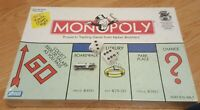Parker Brothers Monopoly 1999 Edition Card Game (SEALED)