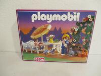 ( SR ) 5326 Tarrasse Puppenhaus 5300 5305 1900 Nostalgie rosa Serie OVP + BA