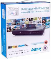 Laser Multi Region DVD Player HDMI Port Composite USB Remote Hd0089 USB Ver 2.0