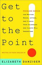 Get to the Point! Painless Advice for Writing Memo