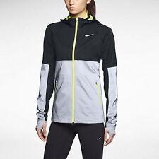 New Womens NIKE Small Dri Fit Element Shield Lite Hoody Jacket $350 619026-001