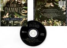 """THE DAMNED """"Final Damnation"""" (CD) 1989"""