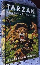 TARZAN AND THE GOLDEN LION / ERB / DJ