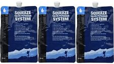 Sawyer SP113 - Includes Three - 32 oz Squeeze Pouches