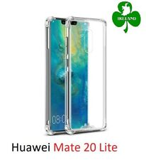 For Huawei Mate 20 Lite Case Cover Crystal Clear Gel Protective ShockProof Case