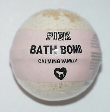 1 NEW VICTORIA'S SECRET PINK CHILL CALMING VANILLA BATH BOMB BALL 4.6 OZ FIZZ