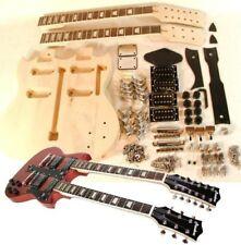 Complet Kit de montage pour une MPM Double Col Guitare Électrique