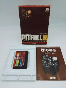 ES-PITFALL II 2 MSX JAPAN USED