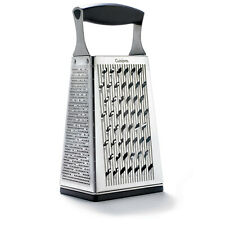 Cuisipro Surface Glide Technology 4 Sided Box Grater