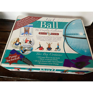 3 in 1 Ball The Complete Collection
