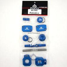 Dubya Bling Kit KTM Blue All Models 125-525 10 11 12 EXC XC-W 10 11 12 13 14 15