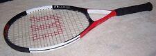 Wilson nCode nRage 110 Tennis Racquet Grip 4 5/8