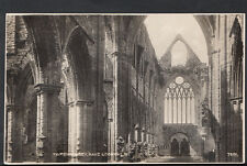 Wales Postcard - Tintern Abbey Nave Looking West  RS3620