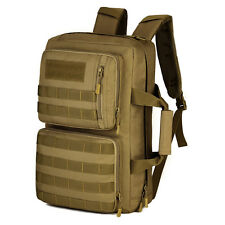 35L Outdoor Tactical Molle Military Backpack Rucksack Bag Camping Hiking Travel