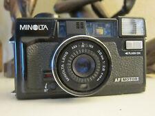 Minolta Hi-Matic AF2-M 35mm P&S film camera
