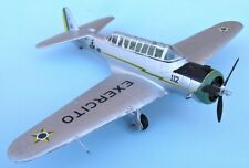 VULTEE V-11, Brazilian Air Force, 1941,scale 1/72,Hand-made plastic model