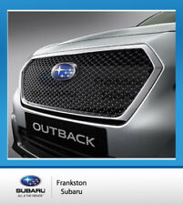 NEW GENUINE SUBARU ACCESSORY FRONT GRILLE OUTBACK & LIBERTY MY15 - MY17