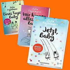 Set:Julia Engelmann   Eines Tages, / Wir können alles sein, / Jetzt, Baby (Buch)