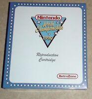 NINTENDO WORLD CHAMPIONSHIPS - NES - Retro Zone - BRAND NEW