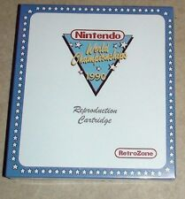 NINTENDO WORLD CHAMPIONSHIPS - NES - Retro Zone - NEW