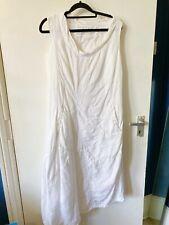 Rundholz Black Label White Longline Dress