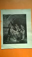 Dore Bible Gallery The Nativity
