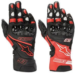 Alpinestars Twin Ring MM93 Sport Racing Motorcycle Gloves Marc Marquez Motogp