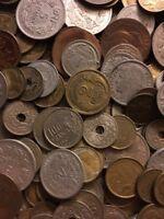 200 Gramm Restmünzen/Umlaufmünzen Frankreich