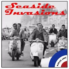 MODS PATCH SEASIDE INVASION QUADROPHENIA ITS A MOD THING BRIGHTON SCOOTERS JIMMY