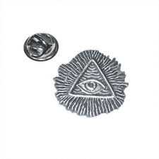 All Seeing Eye Lapel Pin Badge Gifts For Him