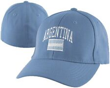 Argentina 1Fit Flex Hat - Light Blue Tennis Soccer Basketball Olympics **NEW**!