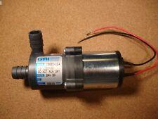 Gri Magnetic Drive Pump 24 Volt Dc 12 Hose Barb Inlet Amp Outlet New