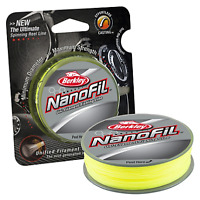 Berkley NanoFil Unifilament Line 150 Yards Dyeema Fiber Super Thin Fishing Line