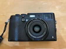 Fujifilm X100S 16.3 mp Digital Camera - Black
