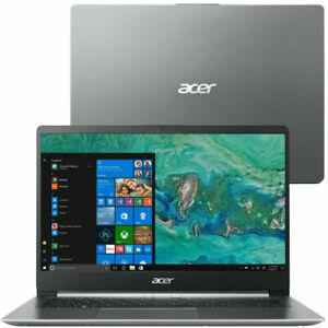 "Acer Swift 1 14"" Full HD Laptop Intel Pentium N5000 4GB RAM 256GB SSD Silver"