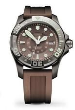 Swiss Army Victorinox 241562 Dive Master Automatic 43mm Brown Dial watch