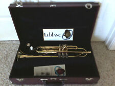 Holton By Leblanc Trumpet Brass With Case