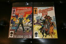 Rawhide Kid 1-4 1985 VF/NM 9.0 Comics