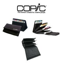 Copic Marker Wallet (Genuine) - Available in 3 Sizes: Holds 24, 36 & 72