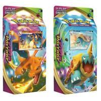 Pokemon Vivid Voltage Theme Deck Set Charizard Drednaw Promo Holo | Ships Today