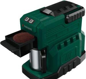 PARKSIDE® 20V Akku Kaffeemaschine PKMA 20-Li A1 OHNE AKKU Mobil Kaffee Maschine