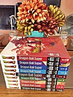 DRAGON BALL SUPER Complete Series DVD Parts 1-9 - Seasons 1 2 3 4 5 6 7 8 9. New