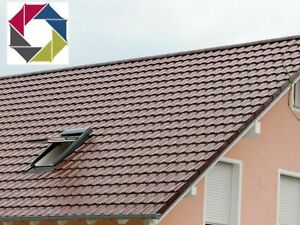 From 5,99 €/ L Light Grey PU Color Roof Tiles Coating Brilliant Paint