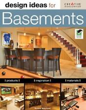 Design Ideas for Basements (2nd Edition) (Home Decorating)