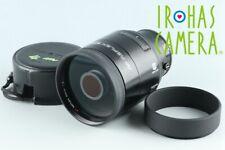 Minolta AF Reflex 500mm F/8 Lens #26243 I1