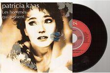 PATRICIA KAAS les hommes qui passent CD SINGLE re-edition 1999