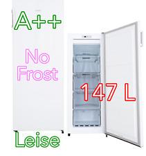 Gefrierschrank No Frost A++ 147 L Tiefkühlschrank Stand Eisschrank Froster Truhe