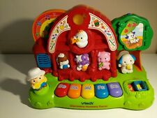 VTech Discovery Nursery Farm Educational Interactive Learning Musical Toy Kids