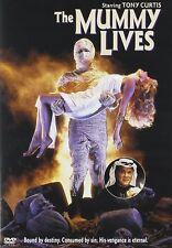 USED DVD - THE MUMMY LIVES - Tony Curtis, Leslie Hardy, Greg Wrangler, Moshe Ivg